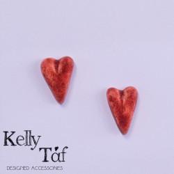 Σκουλαρίκια καρδιά